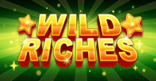 wild riches slot
